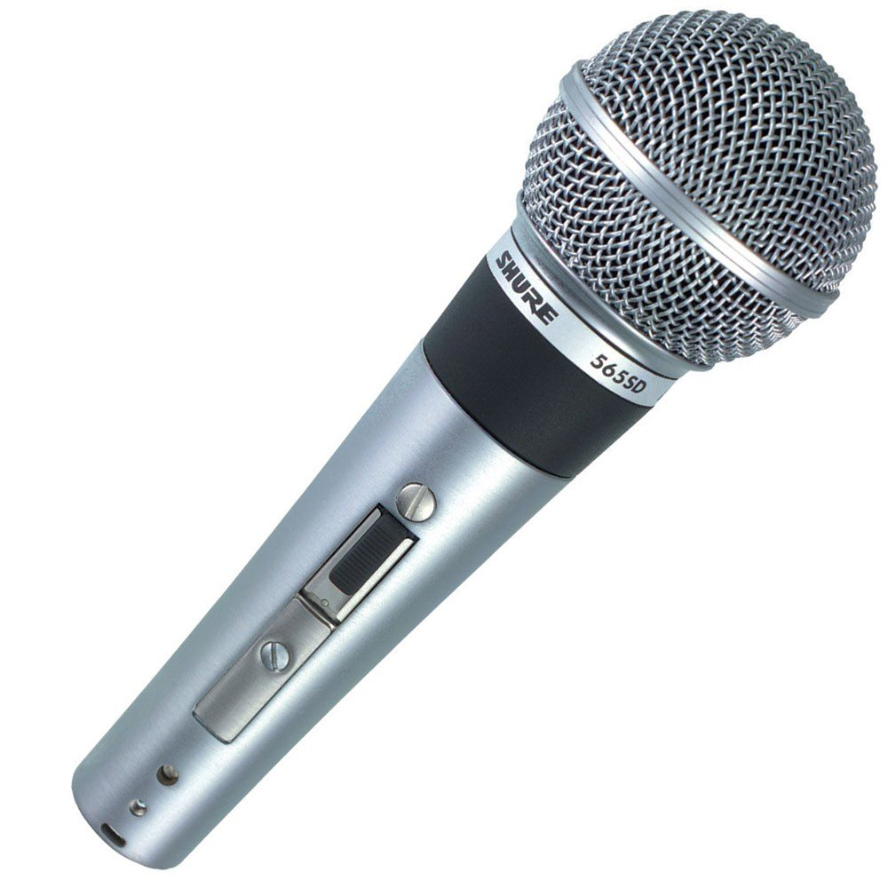 Shure 565sd classic dynamic vocal mic vocal microphones for Classic house vocals acapella