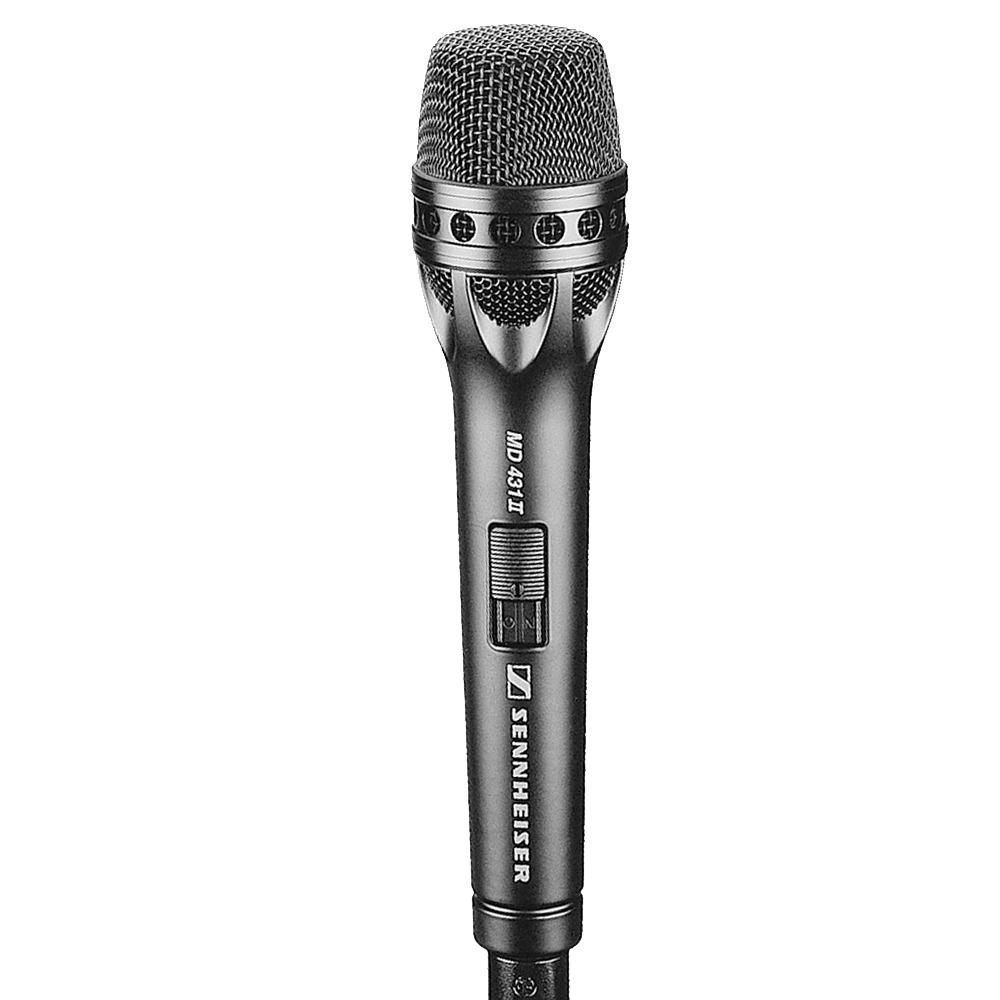 sennheiser md431 ii mic vocal microphones microphones studiospares. Black Bedroom Furniture Sets. Home Design Ideas