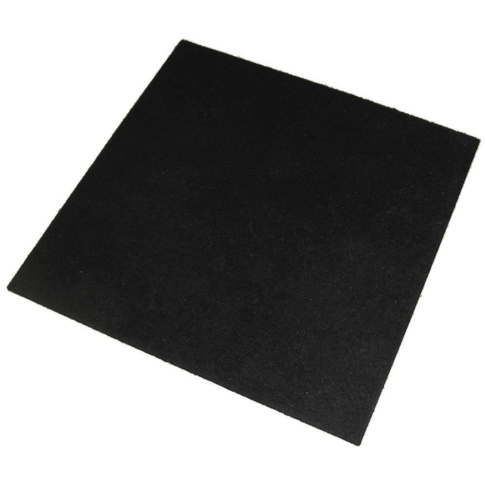 Acoustistop Rubber Floor Tile Sound Insulation Studio
