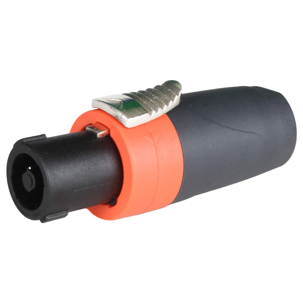 Speakloc Pro Plug 4 Pole Connectors Speaker Cables Leads Four