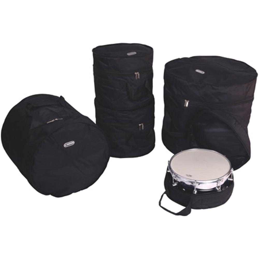 drum set bags deluxe 5 piece drum accessories performance studiospares. Black Bedroom Furniture Sets. Home Design Ideas