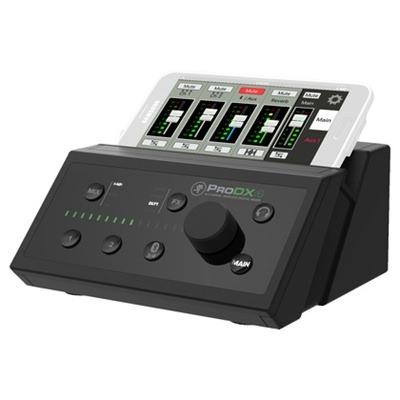 mackie pro dx4 4 channel wireless digital mixer digital mixers studio gear studiospares. Black Bedroom Furniture Sets. Home Design Ideas