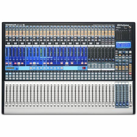 presonus studiolive 32 4 2ai digital mixer digital mixers studio gear studiospares. Black Bedroom Furniture Sets. Home Design Ideas