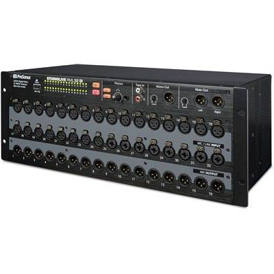 presonus studiolive rml32ai rackmount digital mixer digital mixers studio gear studiospares. Black Bedroom Furniture Sets. Home Design Ideas