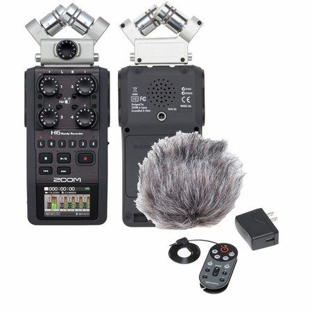 Zoom H6 + Accessory Pack