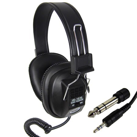 Educational Headphones with Mono/Stereo Switch