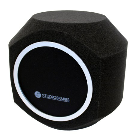 Studiospares IsoCube Vocal Mic Isolator