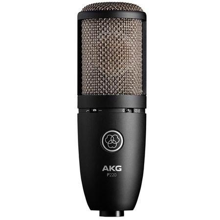 AKG P220 Condenser Mic