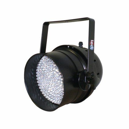 LEDJ LED-64 Par Can (Black)