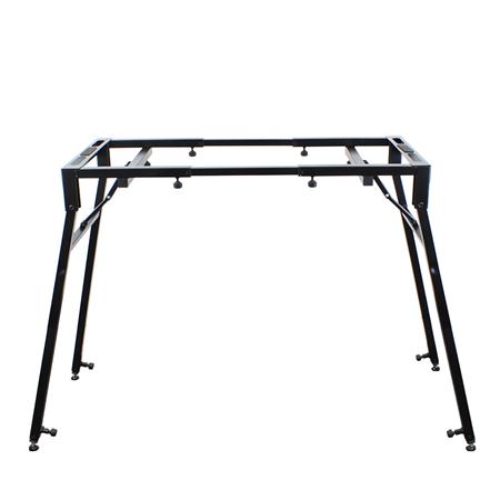 Trojan Pro Expandable & Folding Keyboard Stand & DJ Bench Frame