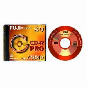 Fuji CD-R Audio 80min