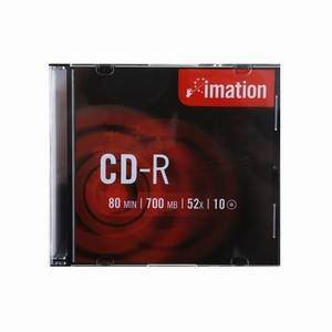 IMATION CD-R80 (single)
