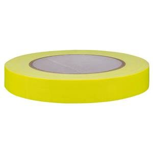 Gaffer Tape 19mm Neon Yellow