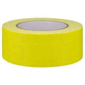 Gaffer Tape 50mm Neon Yellow