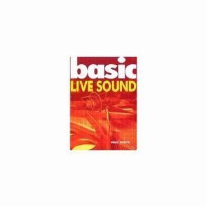 Basic Live Sound