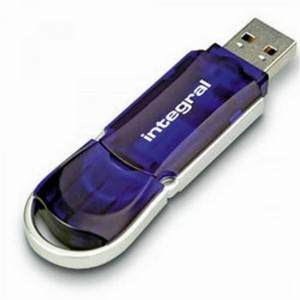 Integral Courier USB2 4GB Flash Drive x10 Pack