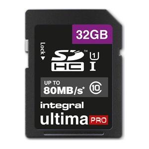 Integral SDHC 32GB Class 10