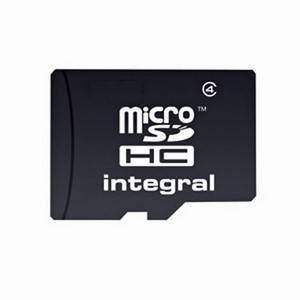 Integral Micro SDHC 16GB Class 4