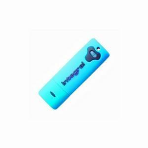 Integral Splash 8GB Blue USB 2.0 Pen Drive