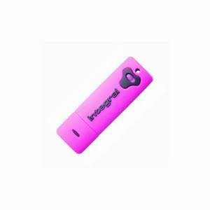 Integral Splash 8GB Pink USB 2.0 Pen Drive