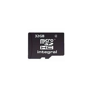 Integral Micro SDHC 32GB Class 4