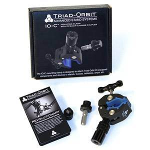Triad-Orbit IO-C Precision Clamp