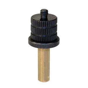 """Triad-Orbit IO-H4 Quick Change Coupler Head 1/4""""-20 Brass"""