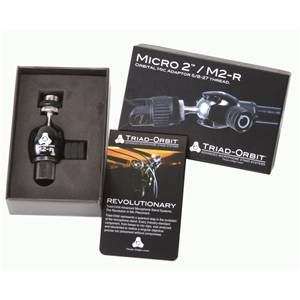Triad-Orbit M2-R Retrofit Micro 2-R Orbital Mic Adaptor Short