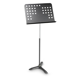Gravity NSORC2L Tall Perforated Orchestral Music Stand