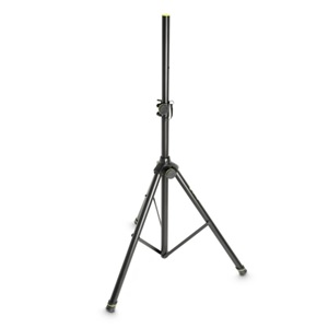 Gravity SP5211B Aluminium Speaker Stand Black