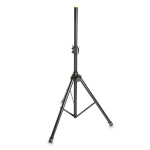 Gravity GSP5212B Steel Speaker Stand Black
