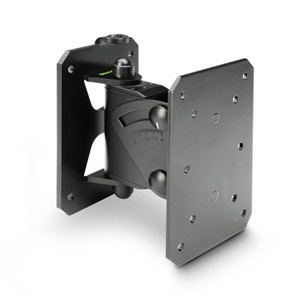 Gravity GSPWMBS20B Tilt and Swivel Wallmount Black