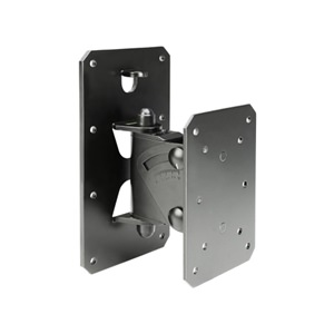 Gravity GSPWMBS30B Tilt and Swivel Wallmount Black