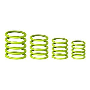 Gravity Universal Ring Pack Green