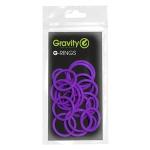 Gravity Universal Ring Pack Purple