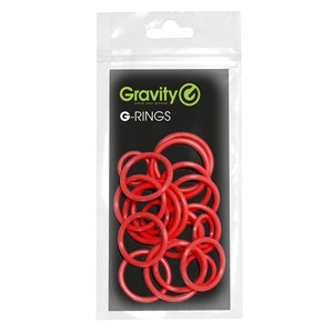 Gravity Universal Ring Pack Red