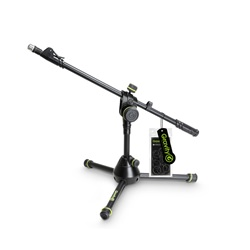 Gravity MS3122HDB Short Heavy Duty Mic Stand