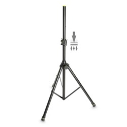 Gravity GSP5211ACB Pneumatic Speaker Stand