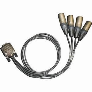 Audient ASP8AES-CAB Breakout Cable