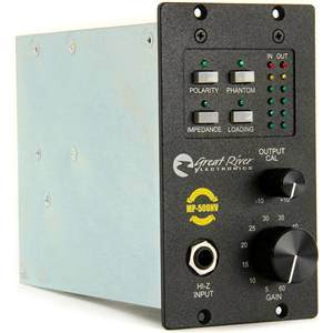 Great River MP500-NV 500-Series Mic Preamp