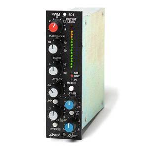 Great River PWM-501 500-Series Compressor