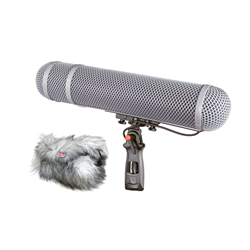 Rycote Full Windshield 6 Kit - Medium Modular Suspension