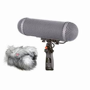 Rycote Full Windshield 3 Kit -  Small Modular Suspension