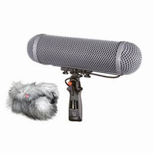 Rycote Full Windshield 295 Kit -  Medium Modular Suspension