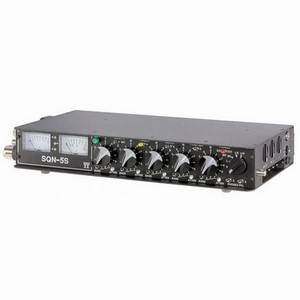 SQN-5S Series II 5-Channel Stereo Portable Mixer - SMPTE Scale