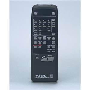 Tascam MD350 Remote Control