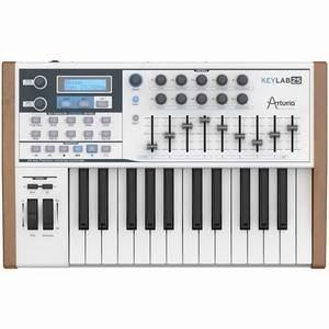 Arturia Keylab 25 Controller Keyboard