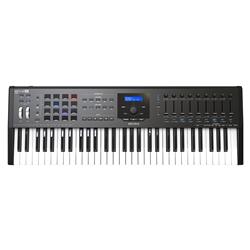 Arturia Keylab 61 MkII Black Controller Keyboard
