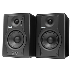 Fluid F4 Studio Monitors