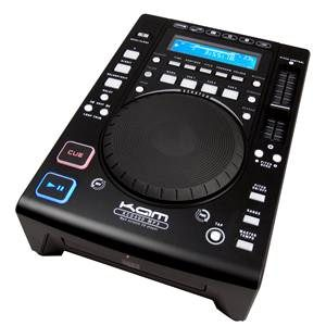 KAM KCD400 MP3 CD/MP3 Scratch Player